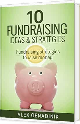 Fundraising ideas book