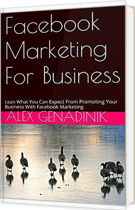 Facebook Marketing For Business Book