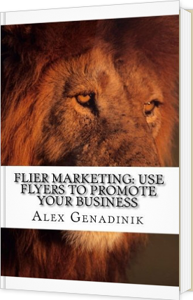 Flier Marketing Book