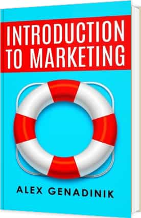 Introduction to marketing book