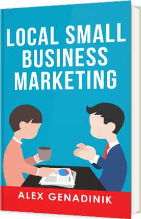 Small local business marketing book