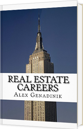 Real Estate careers book